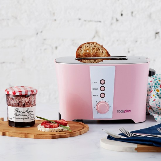 Cookplus Rosa Ekmek Kızartma Makinesi