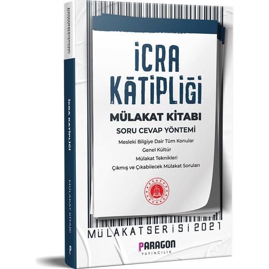 Paragon Yayınları İcra Katipliği Çıkmış Sorularla Mülakat Kitabı Ekitap İndir   PDF   ePub   Mobi