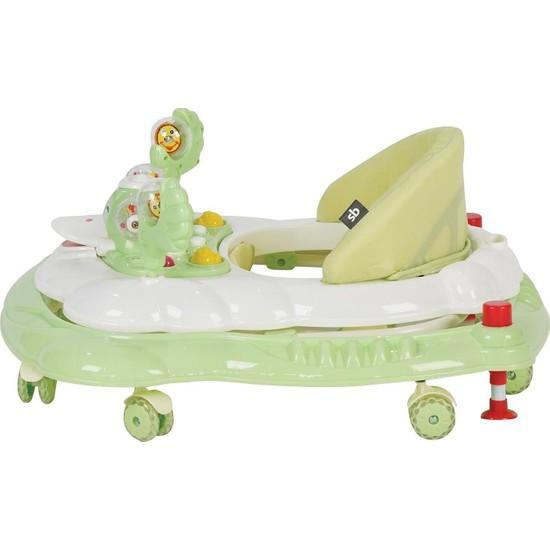 Sunny Baby 9223 Vak Vak Yürüteç Yeşil