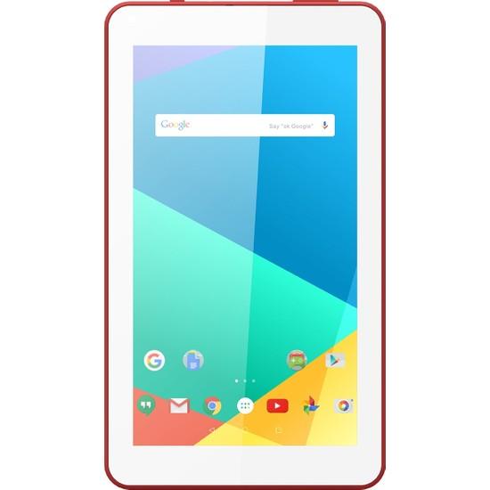 """Everest Winner Pro EW-2021 16GB 7"""" Wi-Fi Kırmızı Tablet"""
