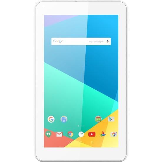 """Everest Winner Pro EW-2021 16GB 7"""" Wi-Fi Beyaz Tablet"""
