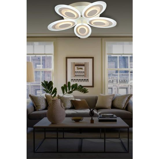 Luna Lighting Modern Luxury LED Tavan Avize