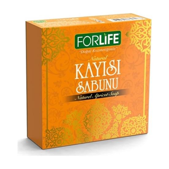 Forlife 3 Adet Akzer Forlife Kayısı Sabunu 300 gr