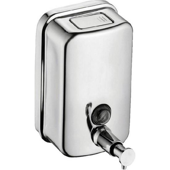 Voiva Çelik Banyo Mutfak Sıvı Sabunluk Dikey