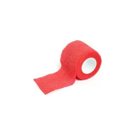 Biatape Coban Kırmızı Kendinden Yapışkanlı Bandaj 10CMX4.5M