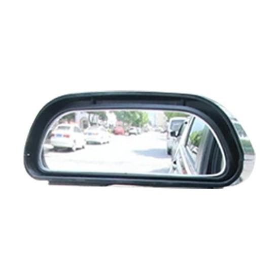 S4-2409 Araç Dış Ayna Üstü Ilave Geri Kör Nokta Aynası 1 Adet AL-33390