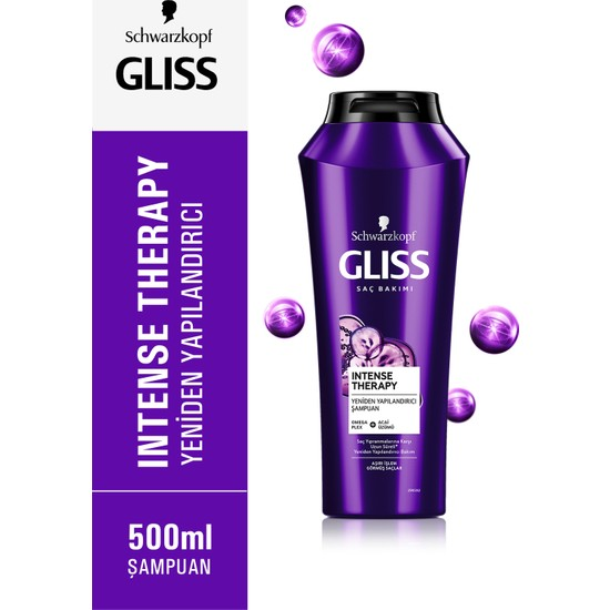 Gliss Intense Theraphy Şampuan 500 Ml
