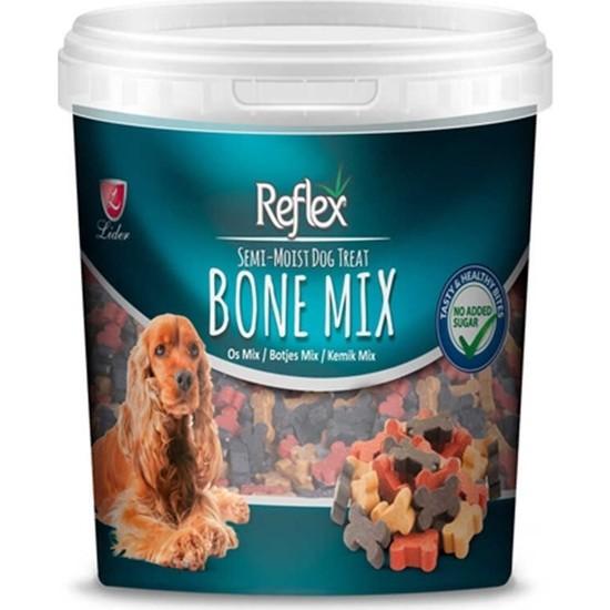 Reflex Bone Mix Semi Moist Köpek Ödül Maması 500 gr