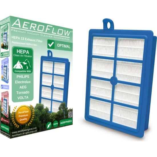 AeroFlow Electrolux Ultracaptic Zuc Animal Elektrikli Süpürge Uyumlu Hepa 13 Filtre