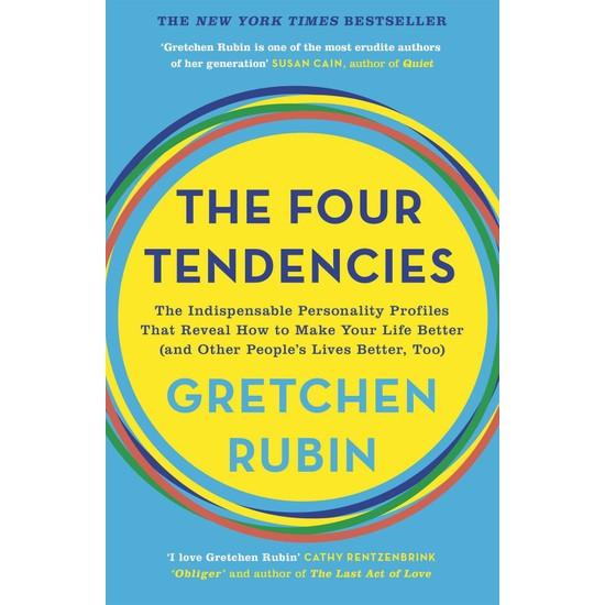 The Four Tendencies - Gretchen Rubin