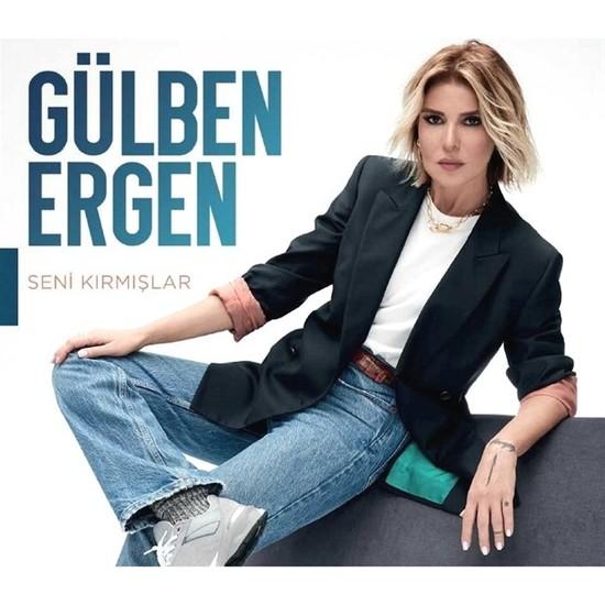 Gülben Ergen - Seni Kırmışlar - CD