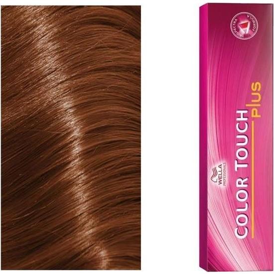 Wella Color Touch Plus Boya 60 ml 77.03 Yoğun Orta Kumral
