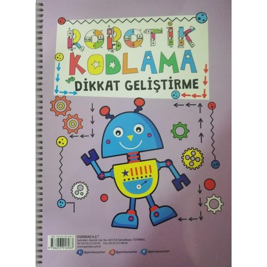 Robotik Kodlama ve Etkinlik - Füsun Necmiye Kaya