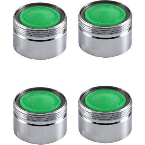 hepenuygun 4 Adet Batarya Ucu – Su Tasarruf Ucu - Perlatör