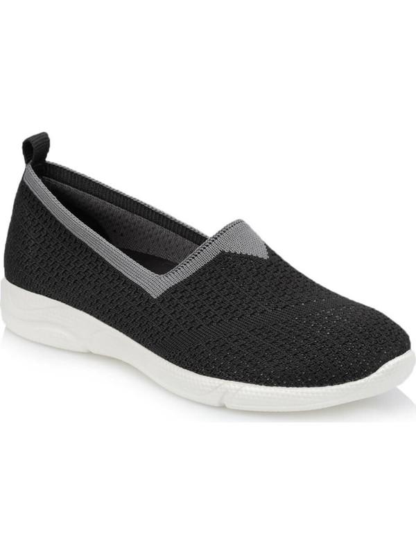 Travel Soft Trv910044 Siyah Kadın Ayakkabı
