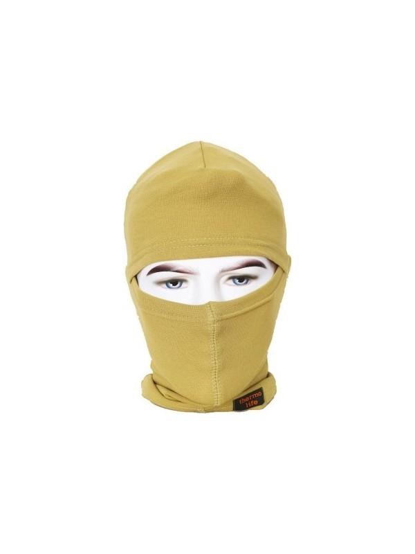 Special Termal Kar Maskesi (Bej)