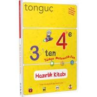 Tonguç Akademi 3'ten 4'e Hazırlık Kitabı