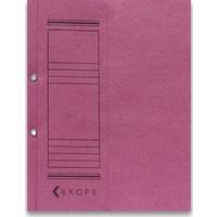 Skops Yarım Kapak Kapsüllü Karton Dosya 10'lu