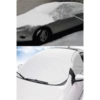 Autoen Oto Kar Buz Önleyici Araç Araba Oto Cam Brandası