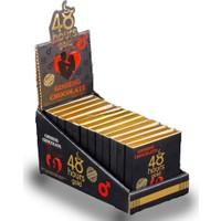 48 Hours Gold Ginseng Çikolata Kutu 12'li 16G