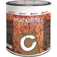 Cubo 0,75 Lt Ahşap Koruyucu Vernik Renkli