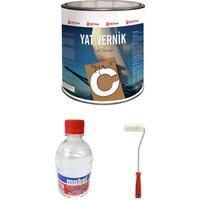 Cubo 1 Lt Yat Vernik Boya Paketi