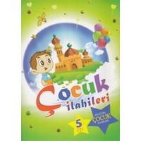 Çocuk İlahileri - En Güzel Çocuk İlahileri - 5 CD
