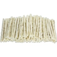 Modern Pet Modernpet Sütlü Burgu Çubuk Ödül ve Çiğneti Kemiği 12 cm 25 Li Paket