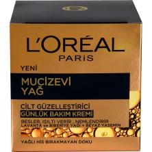 L'Oréal Paris Mucizevi Yağ Cilt Güzelleştici Günlük Bakım Kremi
