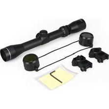 Nikula 3-9X32 Zoomlu Tüfek Dürbün
