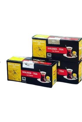 Mevlana Bardak Poşet Çay ( 3 x 25'li )