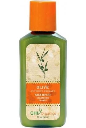 Chi Organics Olive Zeytin Özlü Besin Terapisi Şampuan 50 ml
