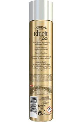 L'oréal Paris Elnett Güçlü Tutuş Saç Spreyi