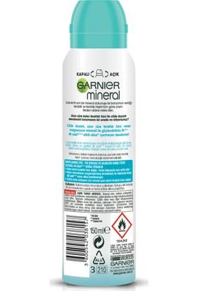 Garnier Mineral Doğal Ferahlık Sprey Deodorant