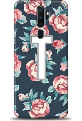 Onadair Oppo A9 2020 T 1 Desenli Telefon Kılıfı