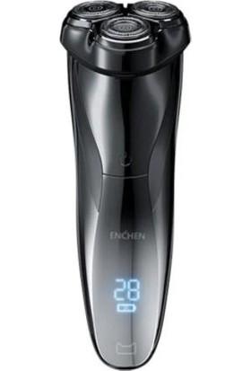 Enchen 3D Elektrikli Blackstone3 Ipx7 Tıraş Makinesi (Yurt Dışından)