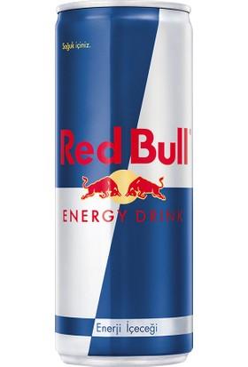 Red Bull Enerji İçeceği 250 ml