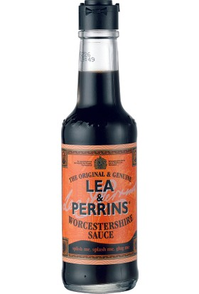 Lea&Perrins Worchestershire Sos 150 gr