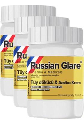 Russıan Glare Tüy Dökücü Azaltıcı Merhem 3 Adet