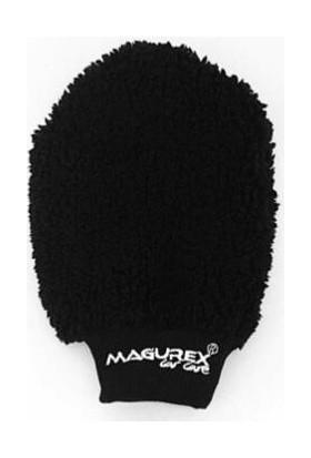 Magurex Oto Yıkama ve Wax Cila Eldiveni - Black Mikrofiber