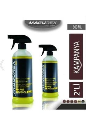 Magurex Nano Temizleyici 2X800 ml