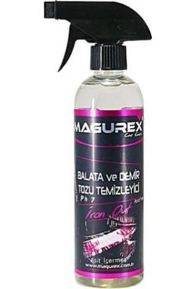 Magurex Balata ve Demir Tozu Temizleyici 473 ml