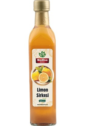 Bodisa Gurme Doğal Limon Sirkesi 500 ml