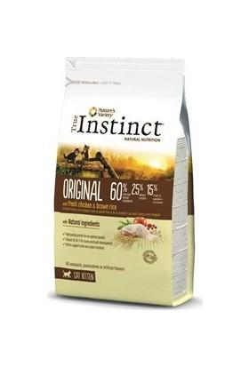 Instinct True Instinct Kitten Original Chicken 1,25 kg Tam Tahıllı Yavru Kedi Maması