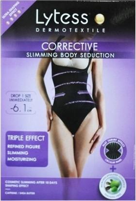 Lytess Corrective Slimming Body Seduction - İnceltici ve Sıkılaştırıcı Korse Ten Rengi L-XL Nude