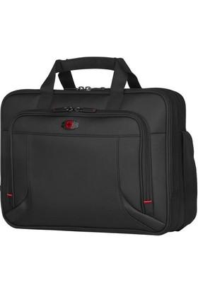 Wenger Prospectus 16' Çift Bölmeli Omuz Askılı Laptop Çantası Siyah