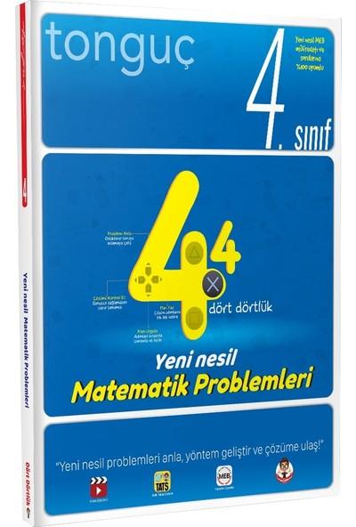 Tonguç Akademi 4. Sınıf Yeni Nesil Matematik Problemleri