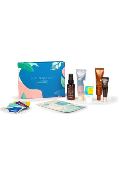 Justin Beauty Discover Box - 1