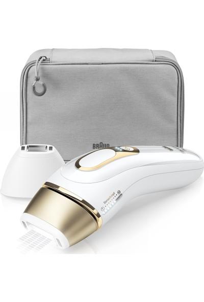 Braun Silk·Expert Pro5 PL5117 Yeni Nesil Ipl Tüy Alma Cihazı Kablolu Lazer Epilasyon 400.000 Işık Atımı