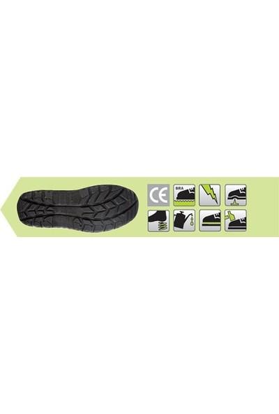 PortWest FW64 - S1P Steelite Trekker Iş Ayakkabısı Siyah